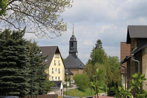 Kleinobersdorfer Kirche